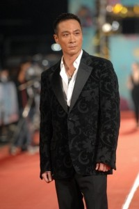 Francis Ng swaggers into the Golden Horse Awards, 2006