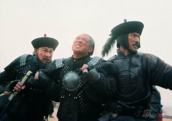 Movie kings dirty up, The Warlords, 2007