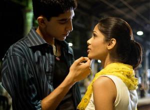 Dev Patel & Freida Pinto, Slumdog Millionaire, 2008