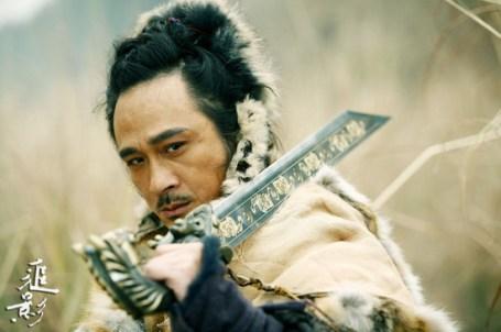 Walking softly and carrying a big sword, Francis Ng, Chasing Shadows, 2009