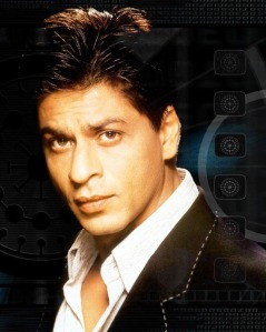 The King of Bollywood looking suave, 2009