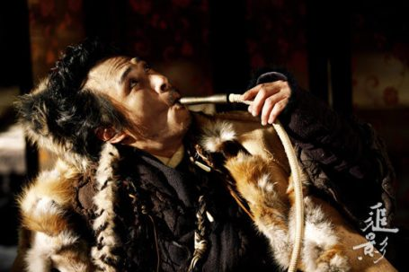 Francis Ng contemplates filmmaking, Tracing Shadow, 2009