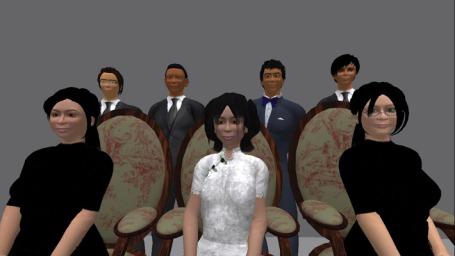 Landless in Second Life, Tran T. Kim-Trang, 2010