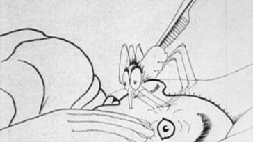 Ouch!, How A Mosquito Operates, 1912