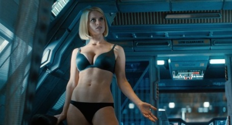 Female empowerment, Star Trek: Into Darkness, 2013