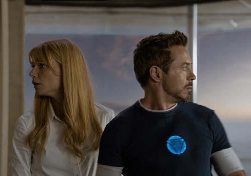 What? Iron Man 3, 2013