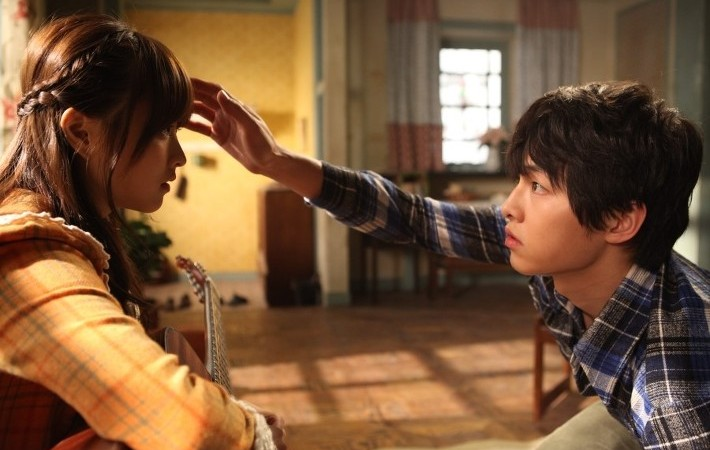 K-pop love, A Werewolf Boy, 2012