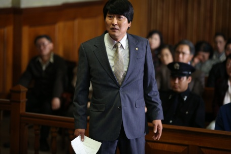 Song Kang-Ho, crusader, The Attorney, 2013