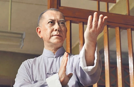 Anthony Wong brings it, Ip Man, The Final Fight, 2013