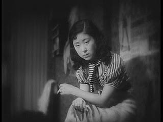 Smoking, Dragnet Girl, 1933