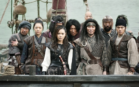 Buccaneering in Joseon, The Pirates, 2014