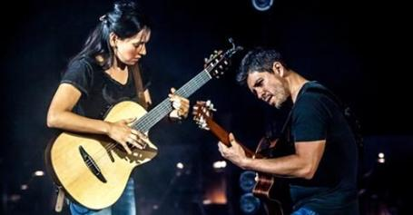 Rodrigo y Gabriela, For Those About To Rock, 2014