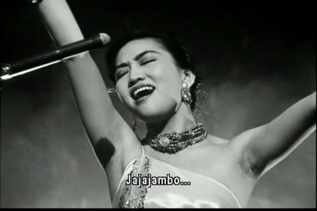 The inimitable Grace Chang, The Wild, Wild Rose, 1960