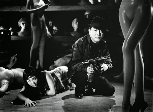 Guns, gams, and gals, Underworld Beauty, 1958