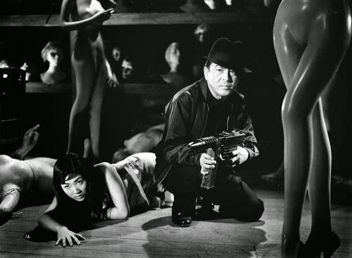 Guns, gams, and gals, Underworld Beauty, 1958