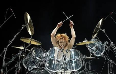 yoshiki-drums